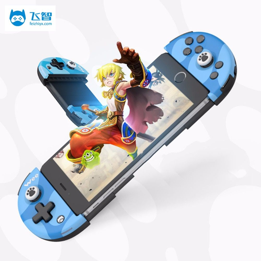 Für Samsung Galaxy S8/Xiaomi Redmi 4x Drahtlose Bluetooth Gamepad Android Spiel Controller Gamepad-gaming-joystick Für Xiaomi Huawei