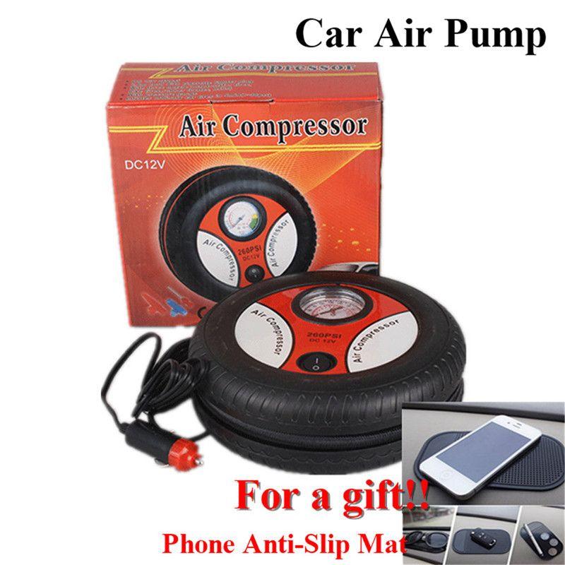 Высокая Мощность компрессор автомобильный воздушный насос надувные Двигатель насос высокого Мощность воздушный компрессор для Авто Лодка...