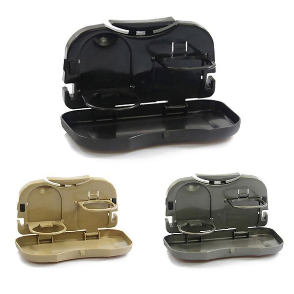 AUTO -Hot New Folding Auto Car Back Seat Table Drink Food Cup Tray Holder Stand Desk