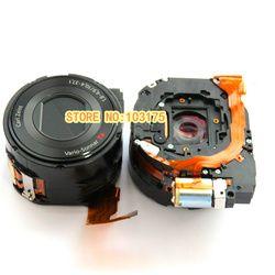 100% Original Neue Zoom Objektiv Einheit Für SONY RX100 M1 Cyber-shot DSC-RX100 DSC-RX100II RX100II M2 Digital Kamera