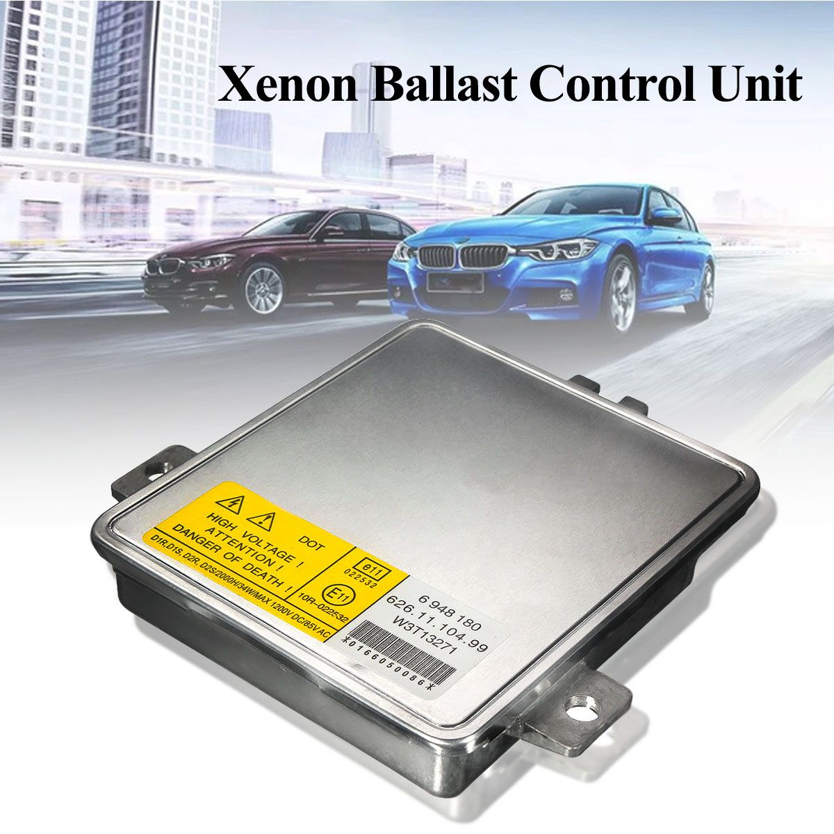 Auto Xenon Ballast Control Unit für BMW Serie 3 E90 E91 63126948180 für VOLVO XC70 V70