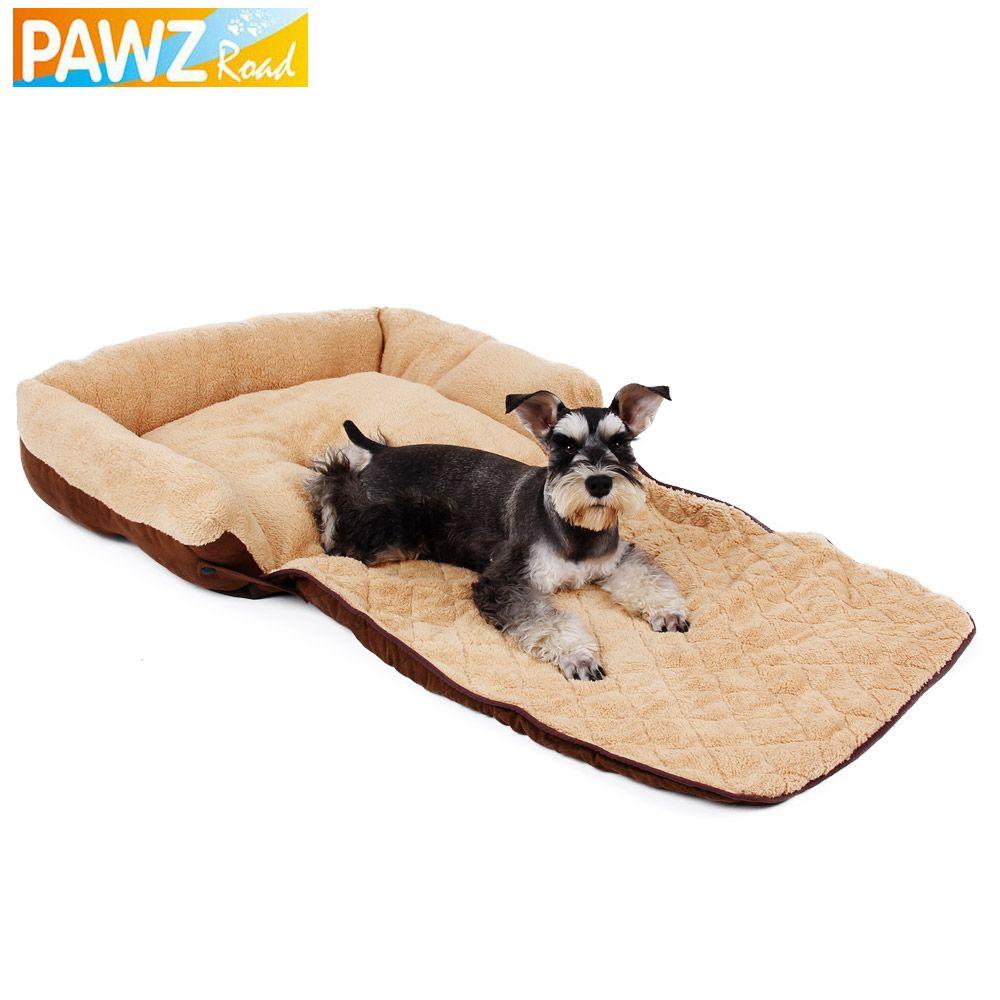 Lit pour chien Super doux canapé lit pour chat chaud coussins pour chien lits pour chien chiot chenil chiens chiens tapis animaux nid grand chien maison fournitures pour animaux de compagnie
