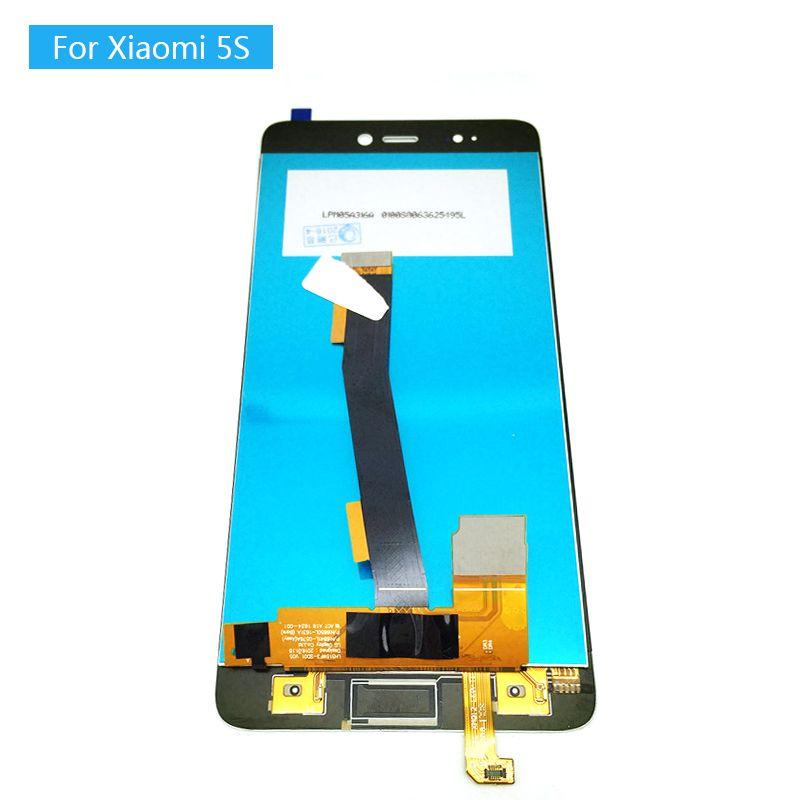 Original For Xiaomi Mi5S Lcd Diaplay Screen Replacement MI5S LCD Display+Touch Screen for Xiaomi Mi S Mi 5S 5.15 inch +Tools