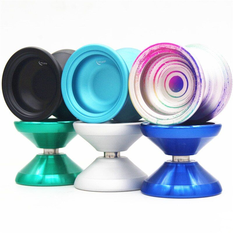 TOPYO Selene YOYO professional yoyo TOPYO nation metal bearing yoyo 7003 Metal ball Competition yo-yo