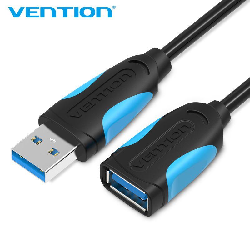 Tions USB3.0 2,0 Männlich zu Weiblich-kabel USB Verlängerungskabel schnelle Geschwindigkeit Datenübertragung USB Verlängerungskabel Kabel Für HD Extender