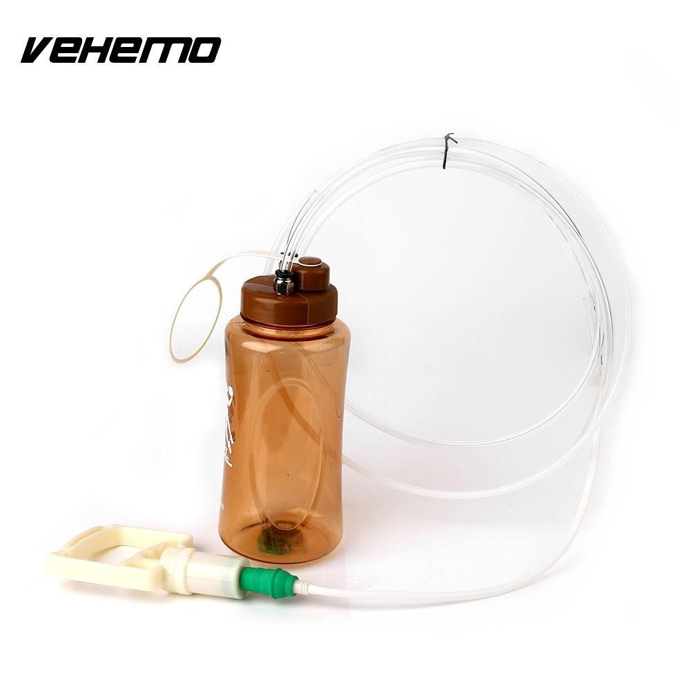 Vehemo Car Brake Manual Oil Exchange Fluid Replacement Pump Drained Air Empty Hand Tool