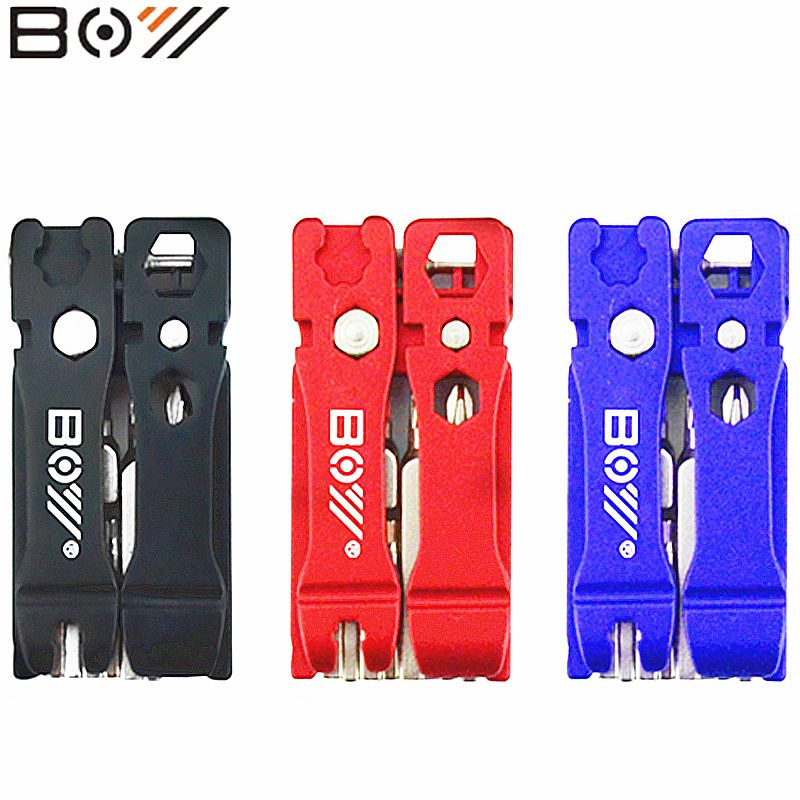 Bicycle Repair Tools Details about 19 in 1 Portable MTB Multifunction Tools Set Kit Hex Key Screwdriver Wrench Bicycle Tool kits