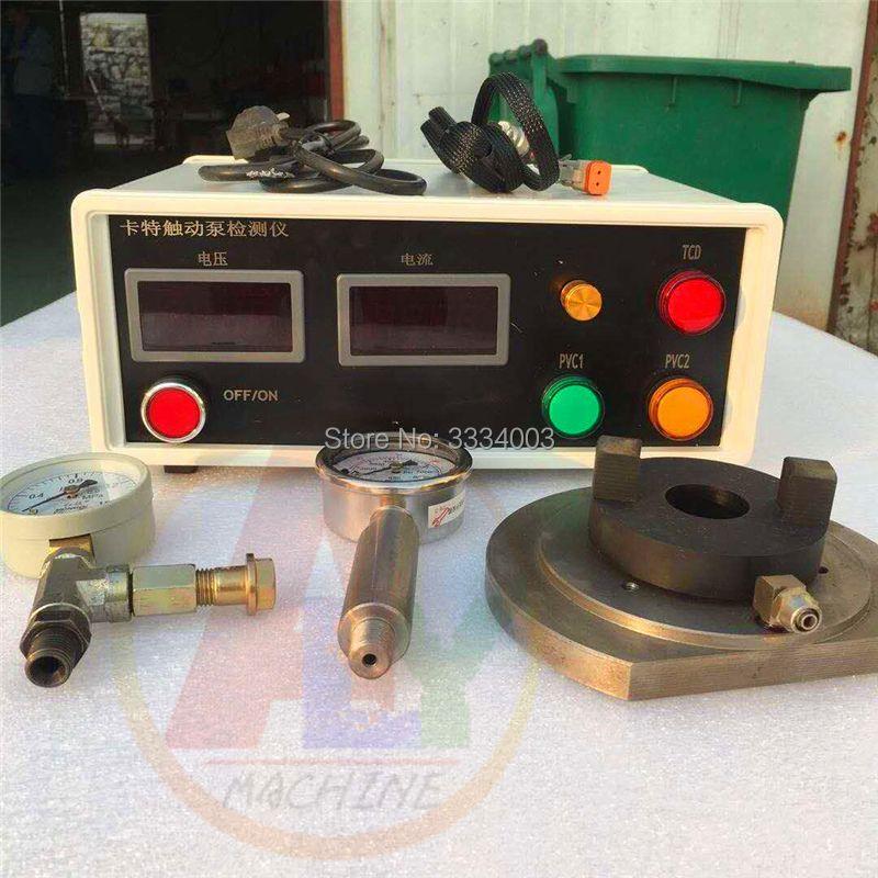 AM-CT790 CAT C7/C9 Pump Tester, diesel pump touch pump tester for CAT C7C9