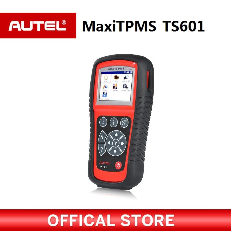 AUTEL MaxiTPMS TS601 TPMS tool Car Diagnostic OBD2 Scanner Automotive Service Activate Tire Sensor TPMS programming Code Reader