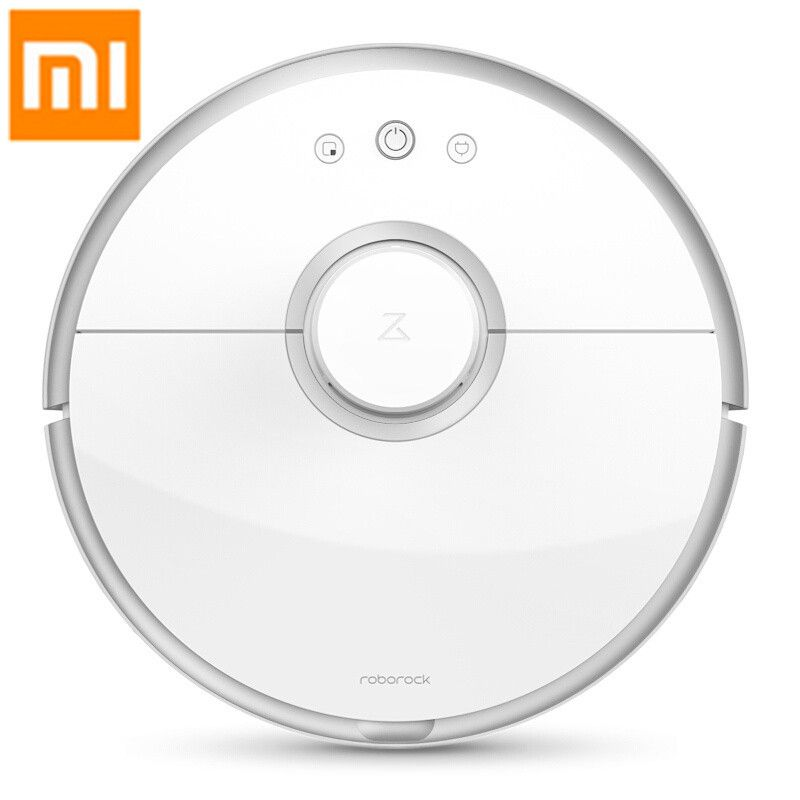 International Xiaomi Roborock s50/s51 2018 NEW 2 in 1 Xiaomi MI Robot Vacuum Cleaner 2 Version-2 Wet Drag Mop Smart Planned%