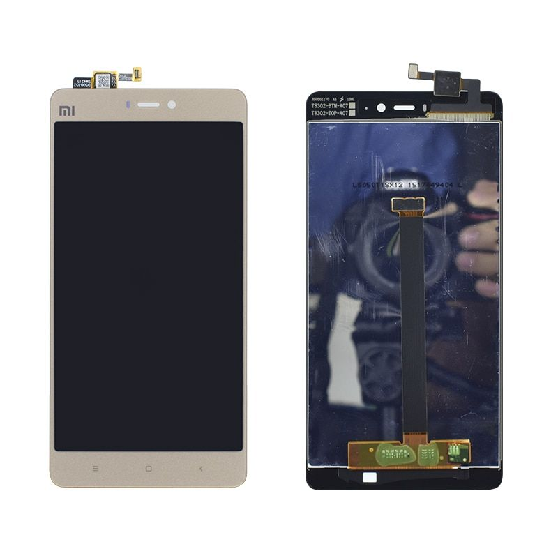 For Xiaomi 4S M4S mi4S LCD Touch Screen Digitizer + Display +Frame 5