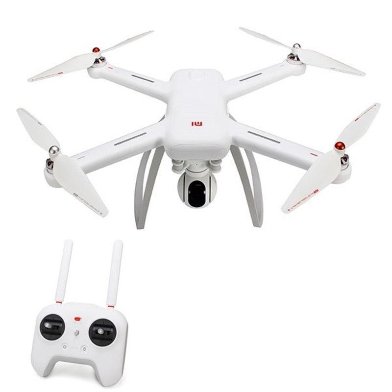 Neue Ankunft Xiao mi mi Drone WIFI FPV Mit 4K 30fps Kamera 3-Achsen Gimbal RC Quadcopter RTF