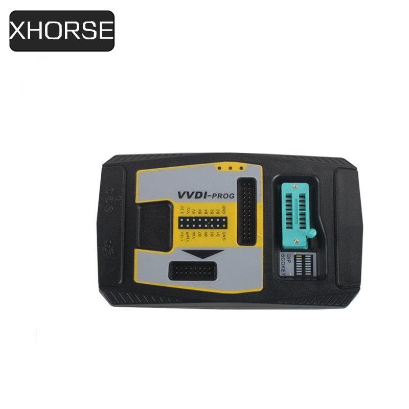 Original V4.7.6 Xhorse VVDI PROG Programmer Auto ECU Flash Programmer For BMW Support Update and Multi-languages