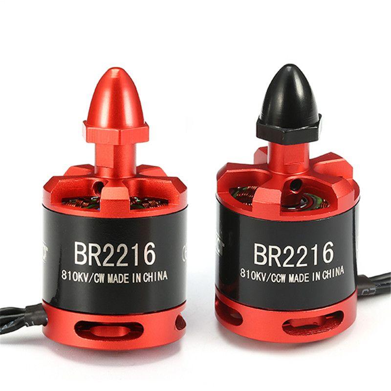 2016 Newest Racerstar Racing Edition 2216 BR2216 810KV 2-4S Brushless Motor For 350 380 400 450 Frame Kit