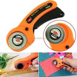 45 Mm Rotary Cutter Premium Sudafr Jahit Quilting Kain Cutting Alat Kerajinan R06 DROP Kapal