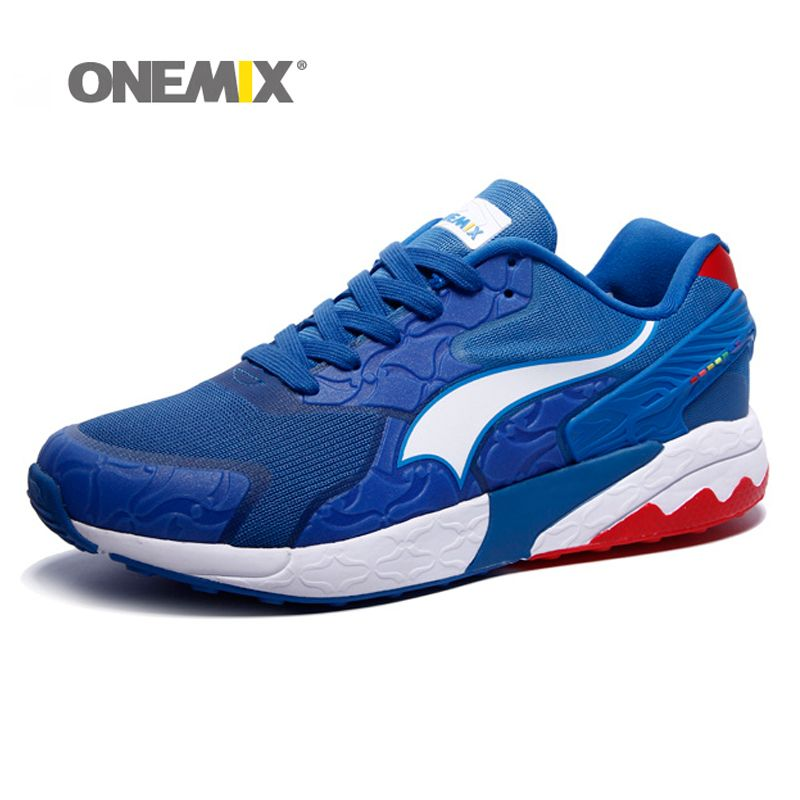 New design onemix running shoes sneakers for men's training sports shoes gym sneakers elastic outdoor shoes for jogging walking