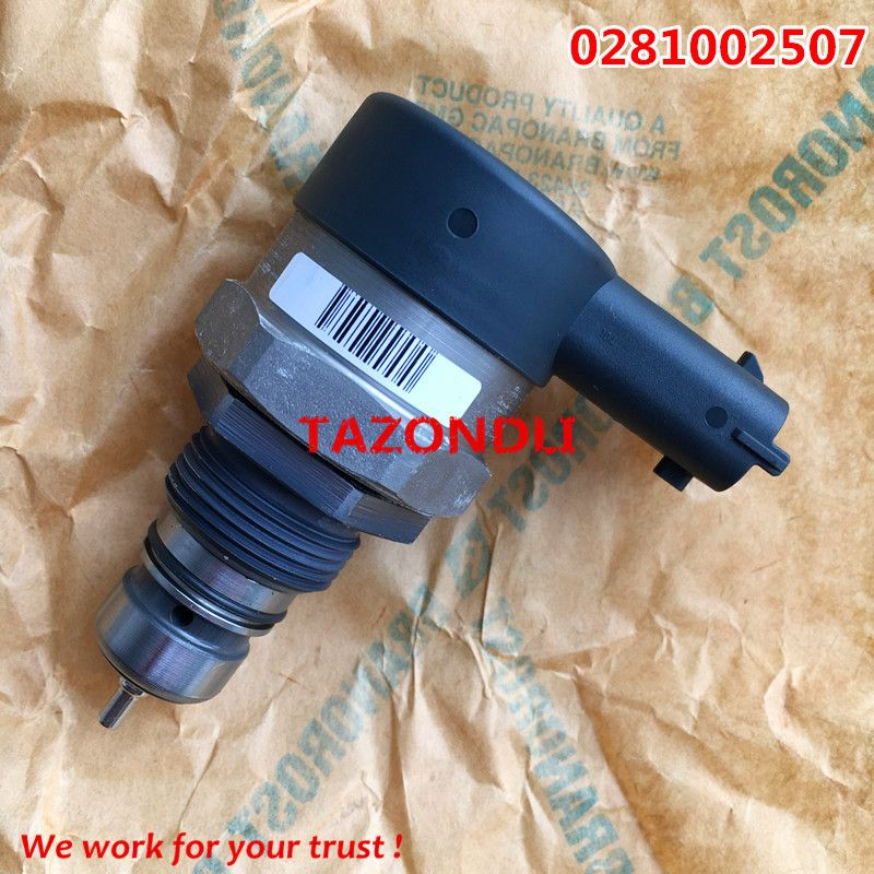 Genuine and new pressure control valve DRV 0281002507 /0281002625 for 55185570 31402-2A400 with original package