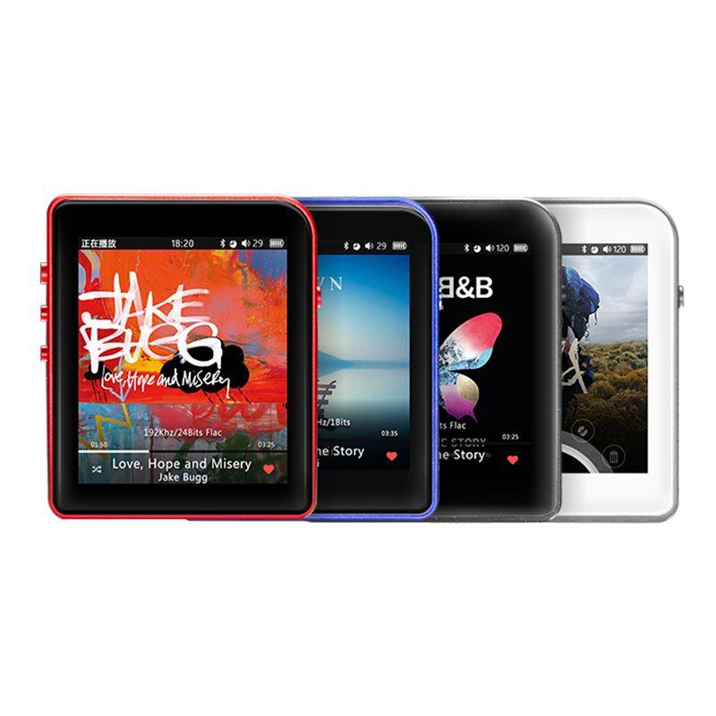 Shanling M1 (+ leather case free) Bluetooth APTX Mini DAP DSD Lossless MP3 FLAC APE Hifi Portable Music Player