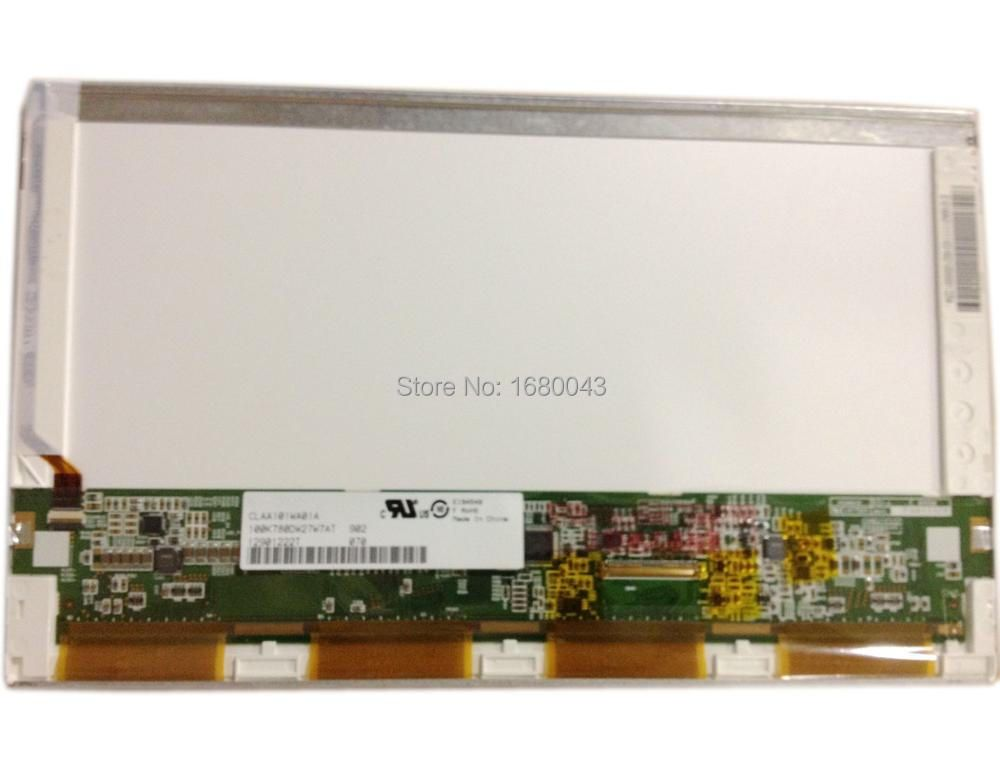 CLAA101WA01A fit CLAA101WA01 HT101MD1-100 LTN101AT03 LP101WH1 TLA2 TLA3 TLB1 N101BGE L21 Laptop Lcd-bildschirm 1366*768