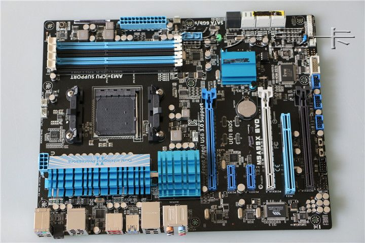 original motherboard ASUS M5A99X EVO DDR3 Socket AM3+ boards 32GB USB2.0 USB3.0 990X desktop motherboard Free shipping