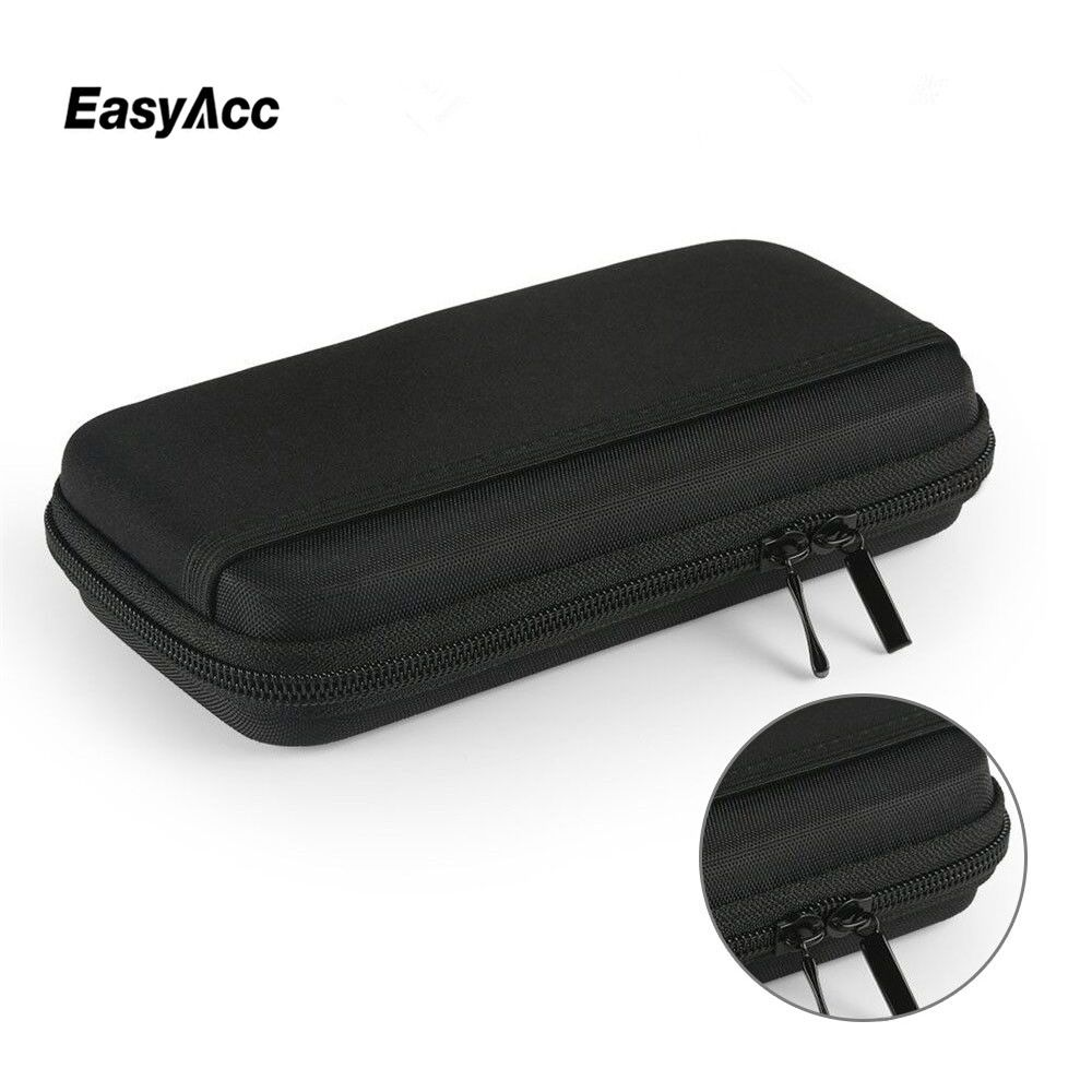 EasyAcc Powerbank Bag External Battery Case  for Anker Rock PISEN Baseus 10000 mAh 20000mAh 26000mAh Travel Pounch