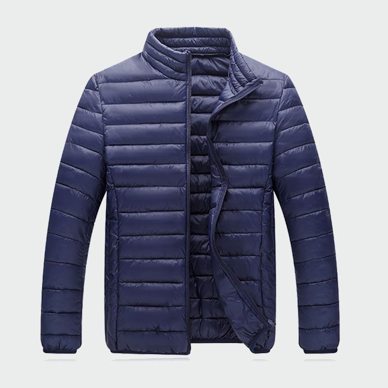 Men's Parka Light Weight Autumn Warm Coats Winter Down Jackets Casual Men Snow Jacket Male Outwear Mens Brand Clothing ML028