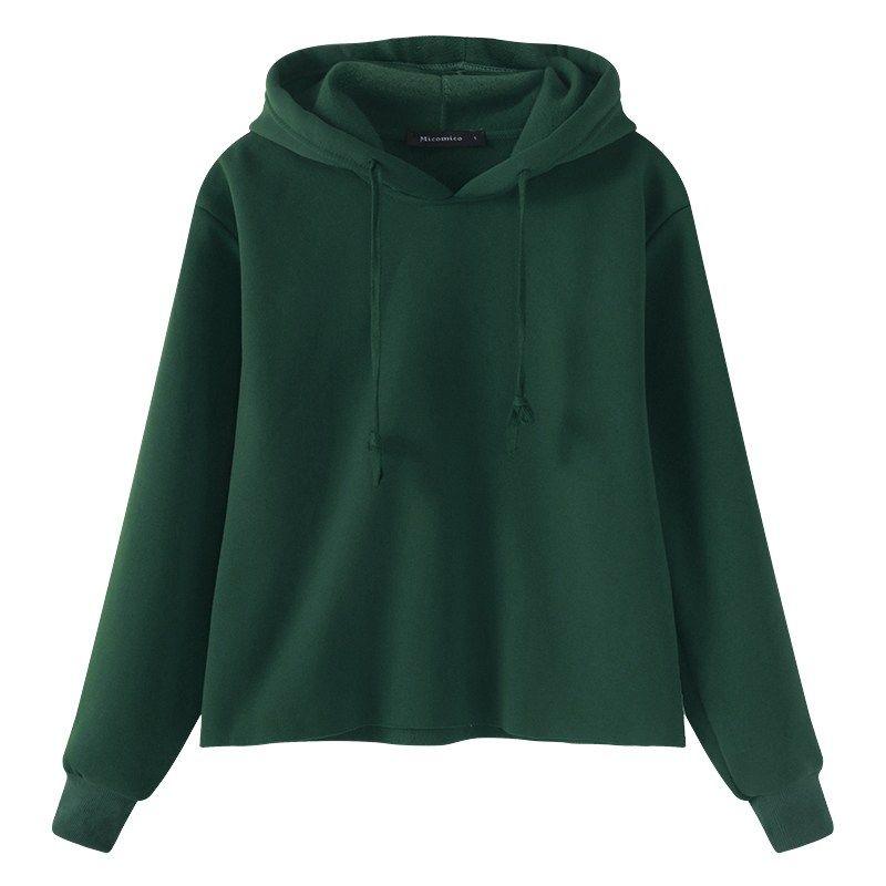 Women Hoodies Sweatshirt Female Long Sleeve Casual Harajuku Winter Hoodie For Women Pullover Sudaderas Mujer Plus Size 2018