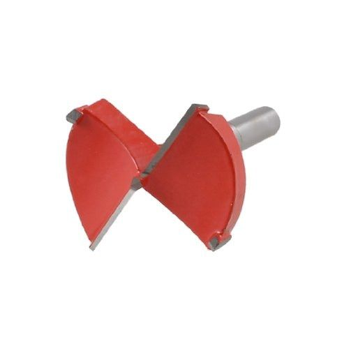 Beste Verkauf Verkauf 48mm Rot Metall Schneiden Durchmesser Scharnier Boring Holz Forstner Bit Set