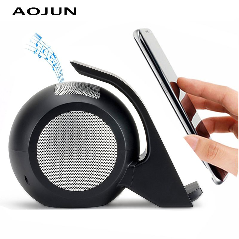 Qi Fast Wireless Charger For iPhone XS Max Huawei Mate 20 Pro hone Fast Wireless Charging+Speaker For Samsung Galaxy S8 S9