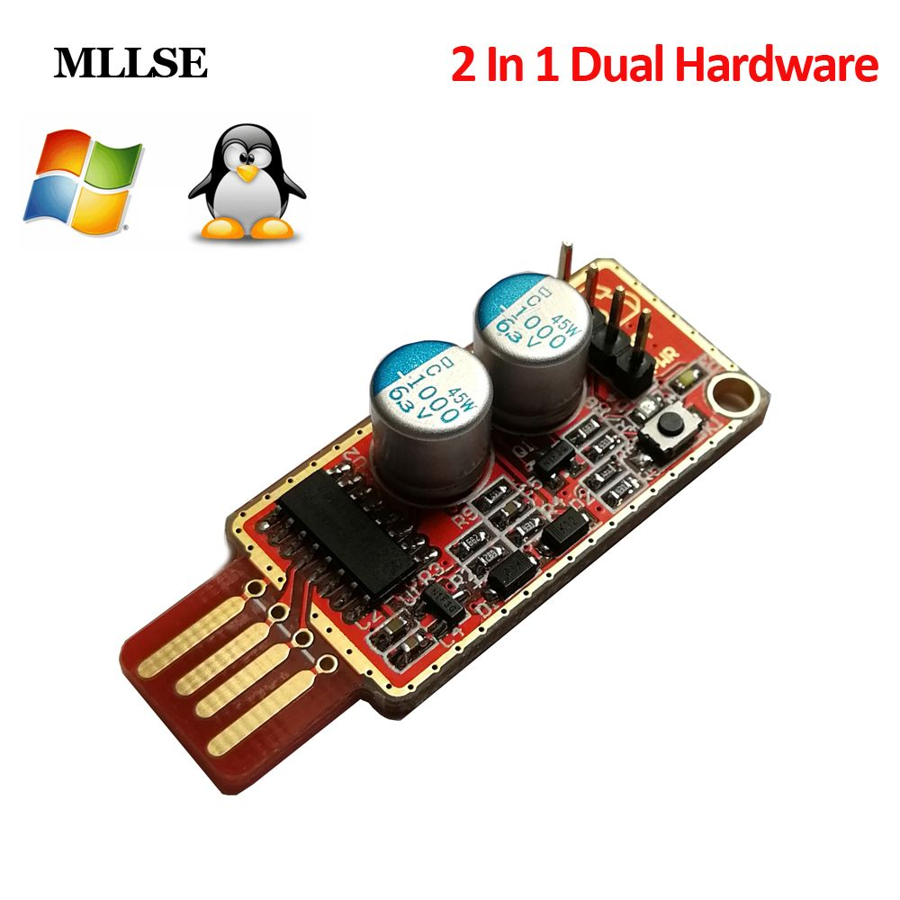 MLLSE USB Watchdog Card Reset Controller Watch Dog PC Stick - Crash / Blue Screen Automatically Restart BTC ETC LTC Miner Mining