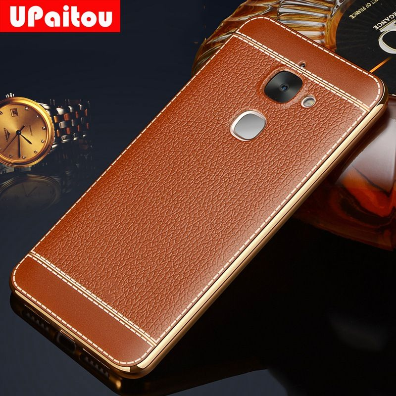 UPaitou Litchi Grain Soft Back Cover Case For LETV LeEco Le 1S 2 Le Max 2 Pro 3 Pro3 S3 2 X626 X500 X520 X522 X527 X620 X720 820