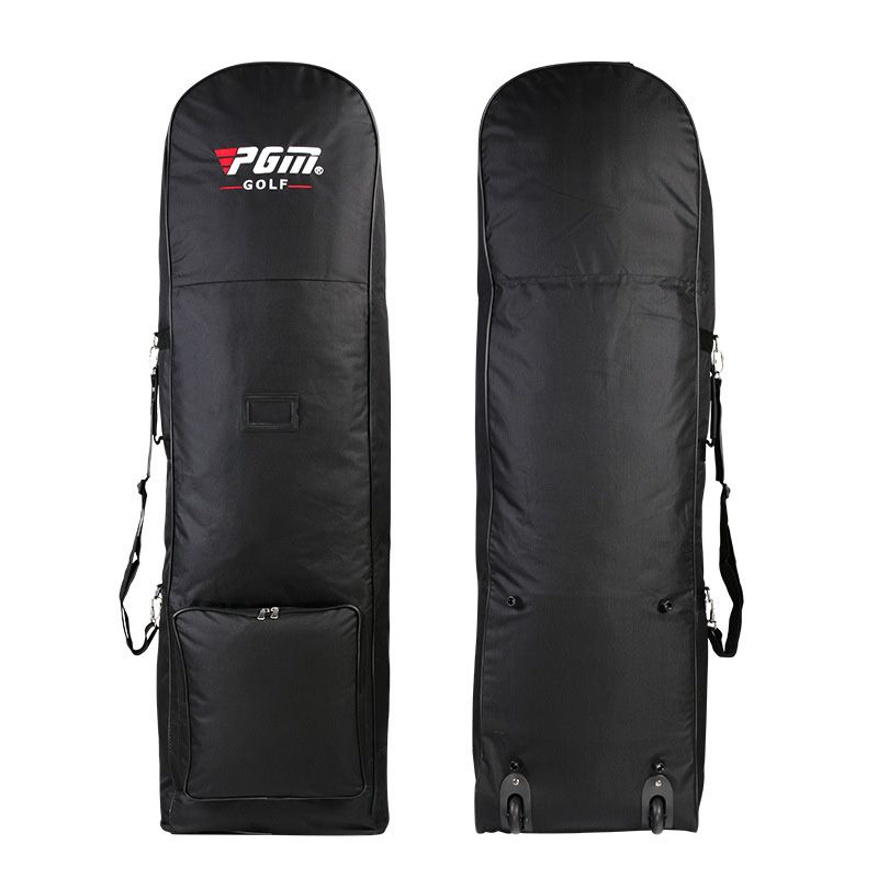 Golf Bag Travel with Wheels Large Capacity Storage Bag Practical Golf Aviation Bag Foldable Airplane Travelling Bags Golfbag