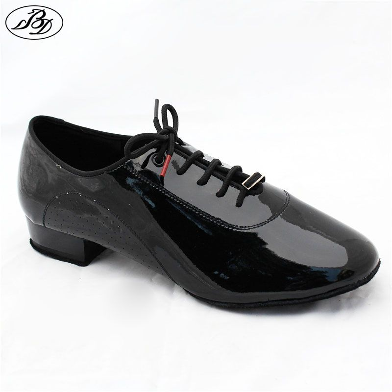 Men Ballroom Dance Shoes BD Dance 309H Standard Dance Shoe Modern Shoe Dancesport Split Sole Tango Waltz Foxtrot Quickstep