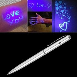 Creative Magic LED Light Invisible Ink Highlighter Pen For Kids Gift Novelty Item School Supplies Student