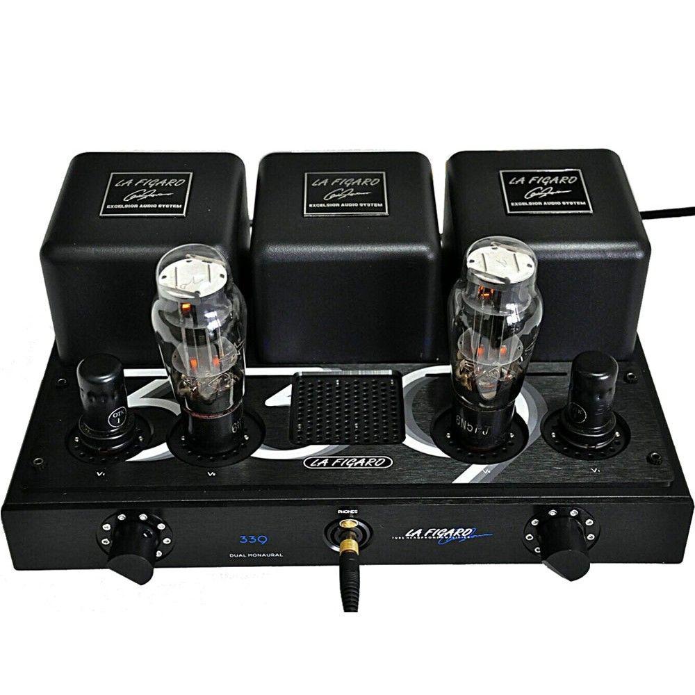 La Figaro 339 Upgrade-Version Hifi Musik Kopfhörer Verstärker Röhrenverstärker AMP