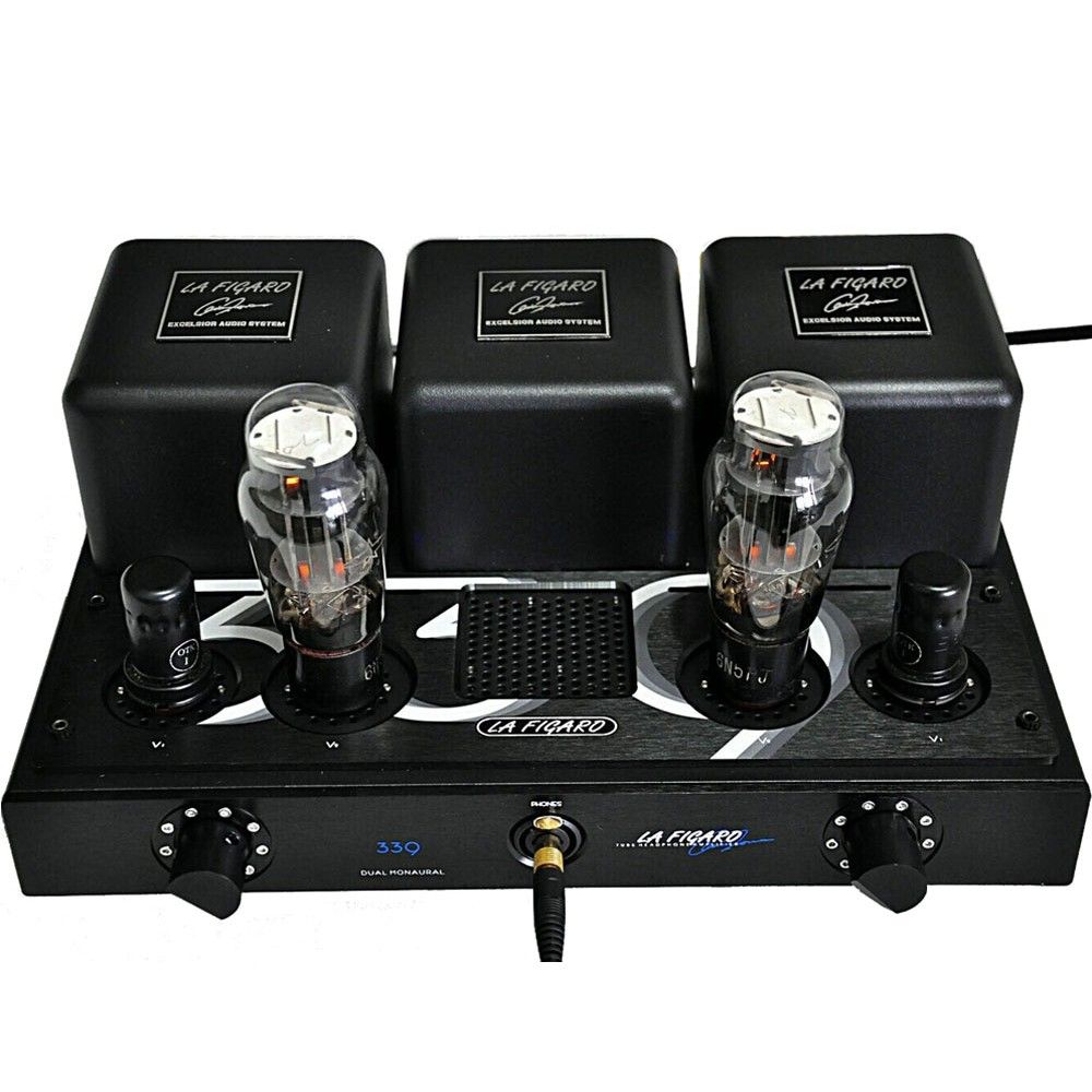 La Figaro 339 Upgrade Version Hifi Music Headphone Amplifier Tube Amplifier AMP