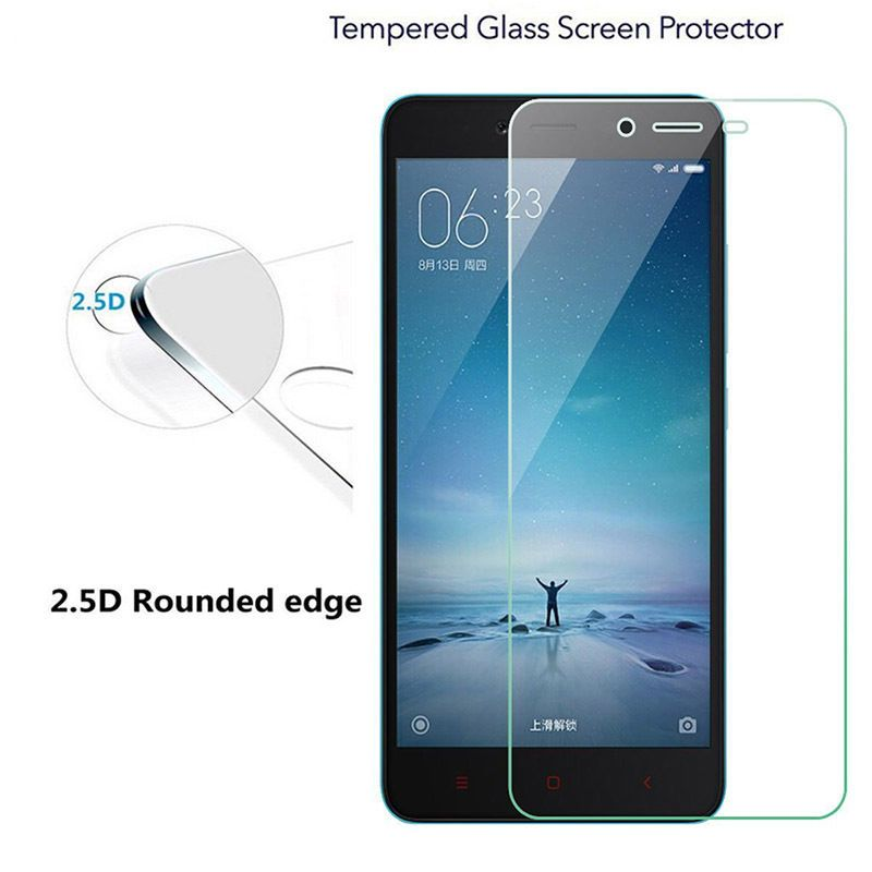 WD05 Front Back Tempered Glass For Apple iPhone for Sumsung X 6S 7 8 Plus Scratch Proof Screen protector