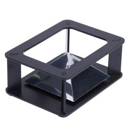 3D Universal Holographic Display Stand Projector for 3.5-6inch Mobile Phone L3FE