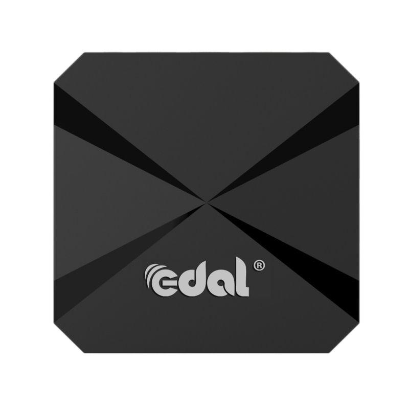 EDAL T95E Android TV BOX RK3229 32bit 1 gb/8 gb wifi 2.4 ghz Quad Core soutien 4 k HD Vidéo HDMI TV Box