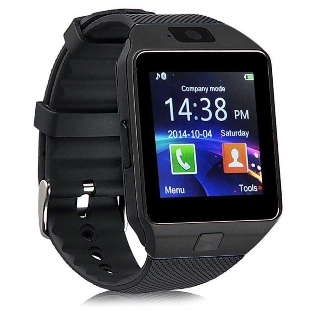Original DZ09 Smartwatch Bluetooth Smart Uhr Android Anruf SIM TF karte für IOS Apple iPhone Samsung HUAWEI PK Q18 T8 U8