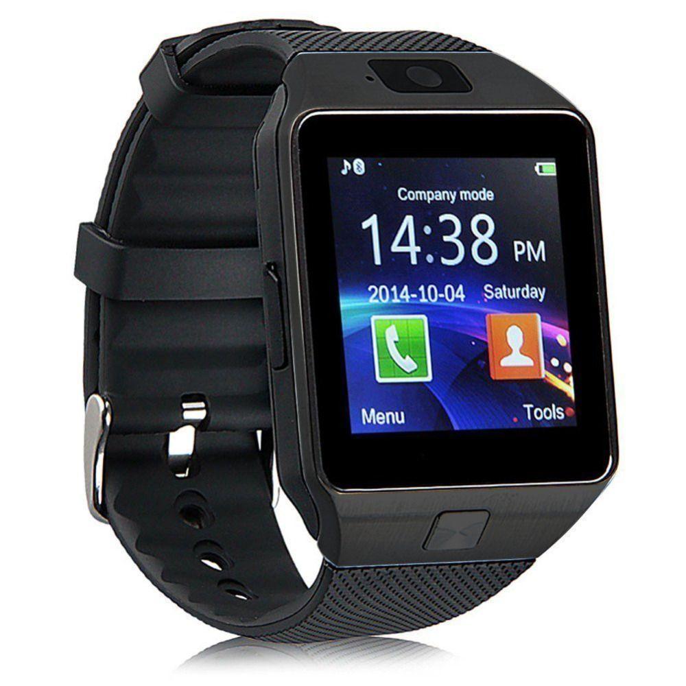 Original DZ09 Smartwatch Bluetooth Smart Watch Android Phone Call SIM TF Card for IOS Apple iPhone Samsung HUAWEI PK Q18 T8 U8