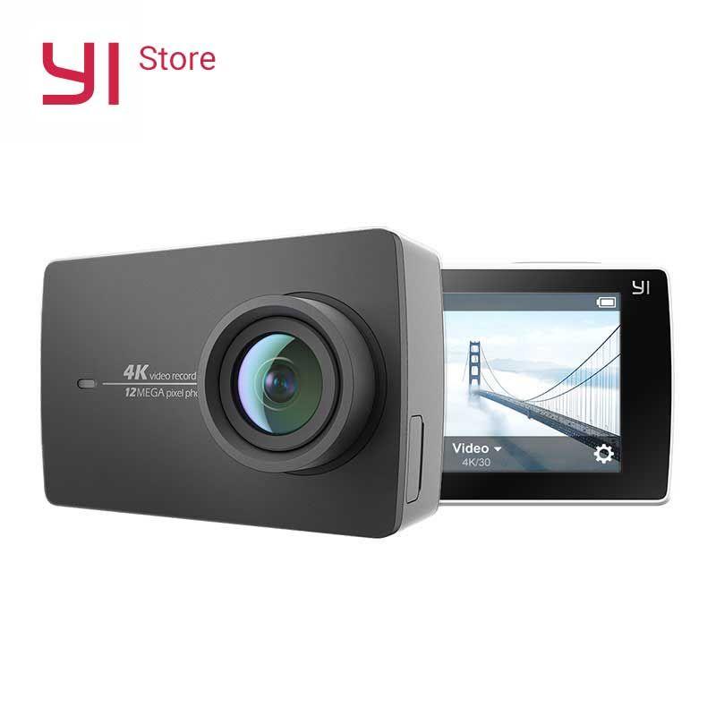 YI 4 k Action Camera 2.19