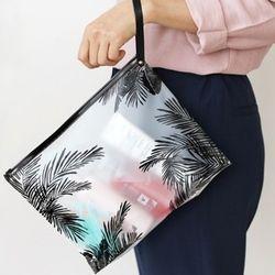 Mode Frauen Klar Kosmetik Taschen PVC Kulturbeutel Taschen Reise Veranstalter Notwendig Schönheit Fall Make-Up Tasche Bad Wash Make Up Box