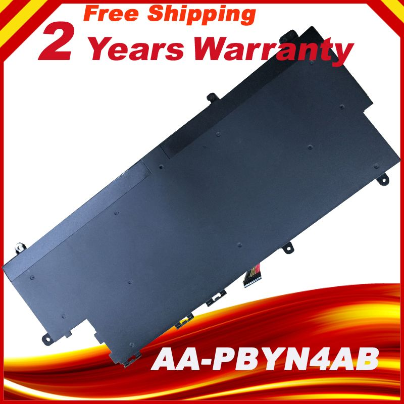 Free shipping 45wh 7.4v Aa-pbyn4ab Battery for Samsung Ultrabook Np530u3c Np530u3b 530U3C-A02 AA-PBYN4AB AA-PLWN4AB