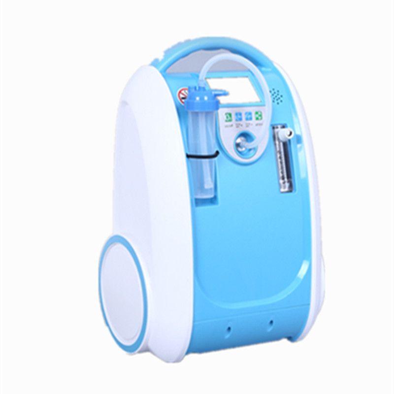 COXTOD Neueste 5L tragbare sauerstoff konzentrator für home/auto/reise