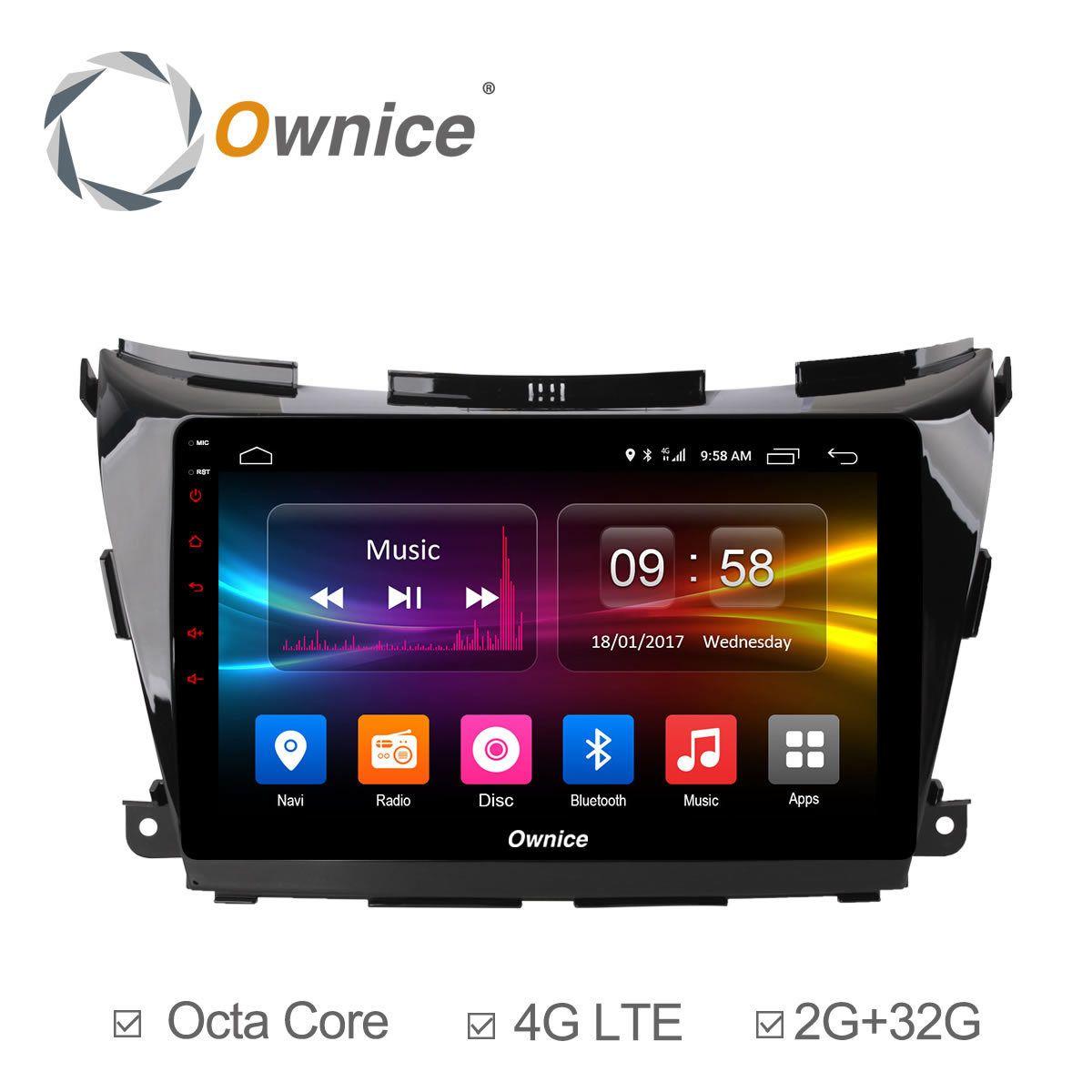 Ownice C500+ 10.1