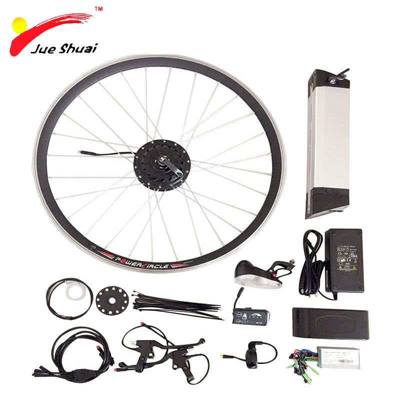 36V 250W - 500W Electric Bike Kit for 20