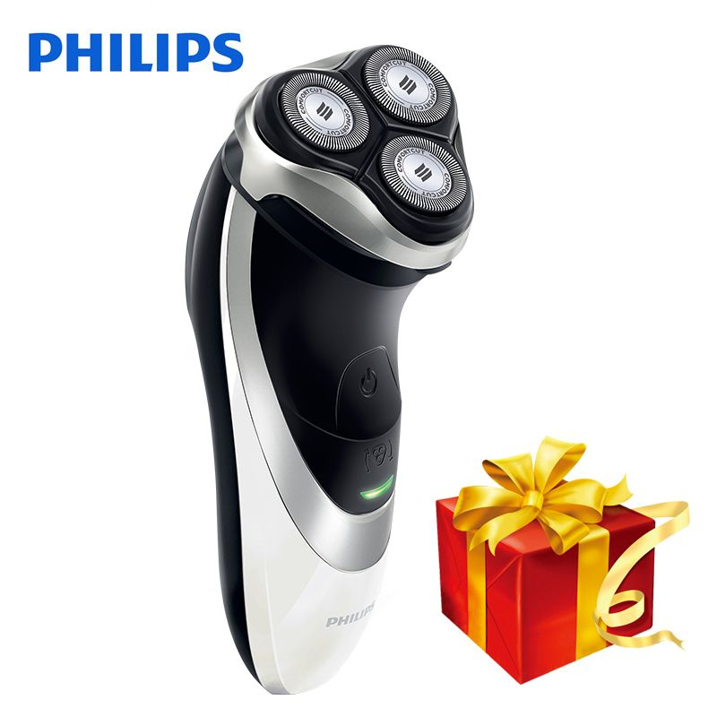 Philips Electirc Shaver PT786 Rechargeable With 3D Floating Heads Ribbed Rubber Handle Global General Voltage 100-240V For Men