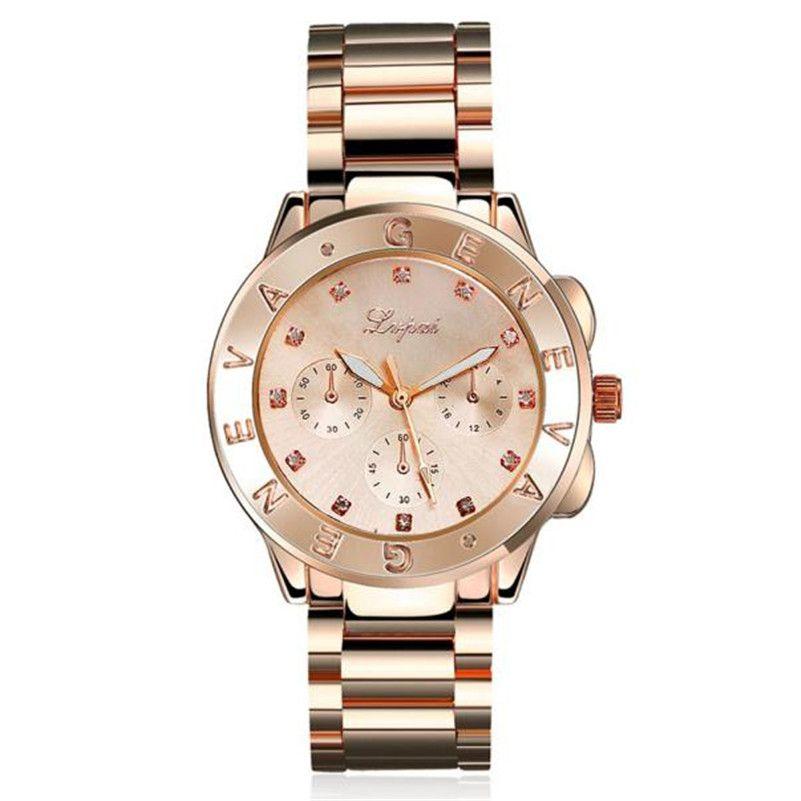 Irisshine Леди Девушка часы абсолютно роскошный подарок lvpa Лидер продаж модные роскошные Женские часы браслет наручные часы #100717