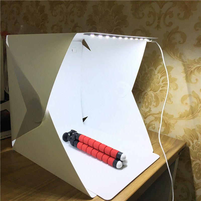 Mini Folding Detachable Photo Light Box Mini Photo Studio Box Lampshade Photography Tent Backdrop Lightbox Softbox
